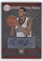 Ray McCallum /99