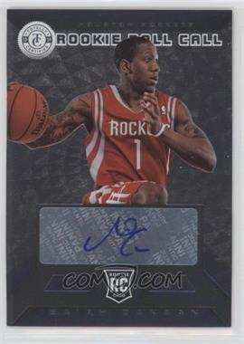 2013-14 Totally Certified Rookie Roll Call Signatures Silver #6 - Isaiah Canaan