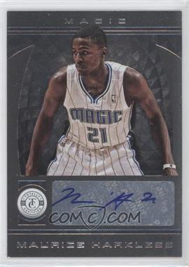 2013-14 Totally Certified Signatures Totally Silver #242 - Maurice Harkless