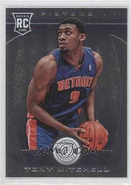 2013-14 Totally Certified #217 - Tony Mitchell