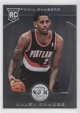 2013-14 Totally Certified #222 - Allen Crabbe