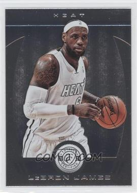 2013-14 Totally Certified #6 - Lebron James