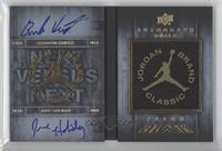 Jrue Holiday, Brandon Knight /40