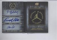 Jrue Holiday, Royce White, Tommy Mason-Griffin /99