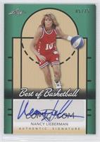 Nancy Lieberman-Cline /25