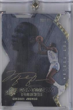 2013 Upper Deck All-Time Greats - All-Time Forces #ATF-MJ - Michael Jordan /35