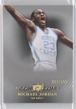 2013 Upper Deck All-Time Greats - [Base] #74 - Michael Jordan /150