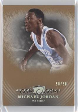 2013 Upper Deck All-Time Greats Spectrum Silver #68 - Michael Jordan /50