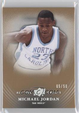 2013 Upper Deck All-Time Greats Spectrum Silver #73 - Michael Jordan /50