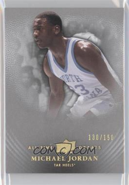 2013 Upper Deck All-Time Greats #78 - Michael Jordan /150