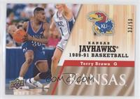 Terry Brown /50