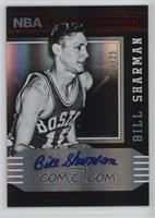 Bill Sharman /25