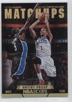 Michael Carter-Williams, Victor Oladipo /99