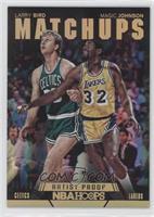 Larry Bird, Magic Johnson /99