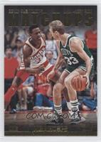 Dominique Wilkins, Larry Bird