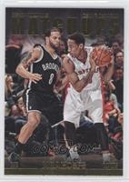 DeMar DeRozan, Deron Williams