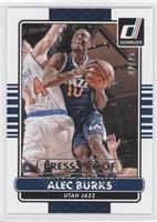 Alec Burks /25