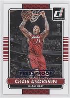 Chris Andersen /99