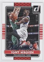 Tony Wroten /99