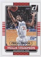 Hollis Thompson /25