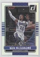Ben McLemore /376