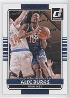 Alec Burks