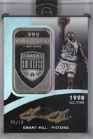 Grant Hill /10 [ENCASED]
