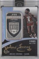 Julius Erving /10 [ENCASED]