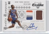 Cleanthony Early /349