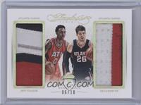 Jeff Teague, Kyle Korver /10