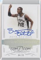 Sean Elliott /20