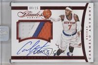 Carmelo Anthony /15 [ENCASED]
