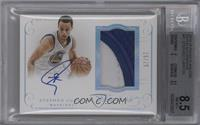 Stephen Curry /25 [BGS 8.5]
