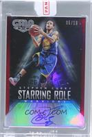 Stephen Curry /10 [ENCASED]