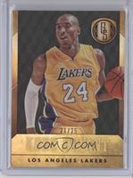 Kobe Bryant (Yellow Jersey) /25