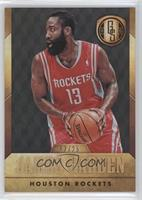 James Harden (Red Jersey) /25