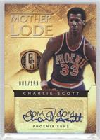 Charlie Scott /199