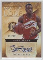 Spud Webb /199