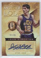 John Stockton /35