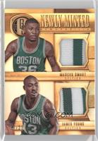 Marcus Smart, James Young /25