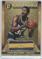 Herb Williams /25