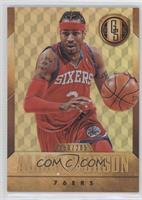 Allen Iverson (Red Sixers Jersey) /285