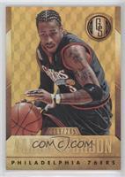 Allen Iverson (Black Sixers Jersey) /285