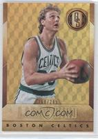 Larry Bird (White Jersey, Looking Up) /285