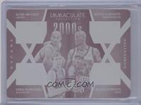 Kobe Bryant, Kevin Garnett, Dirk Nowitzki, Allen Iverson /1
