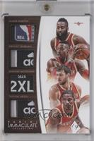 Trevor Ariza, Donatas Motiejunas, Dwight Howard, James Harden /1