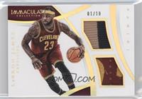 LeBron James /10