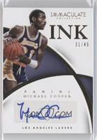 Michael Cooper /49
