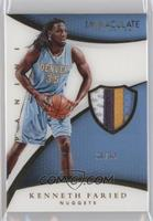 Kenneth Faried /35