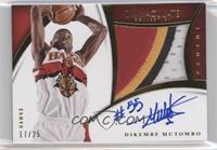 Dikembe Mutombo /25